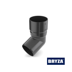 BRYZA grafit - Kolano 63mm