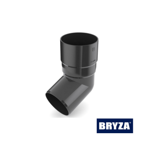 BRYZA grafit - Kolano 110mm