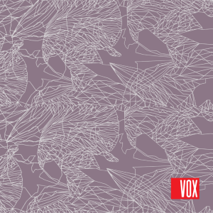 VOX lily frost - Panel PCV 25cm x 2,7m